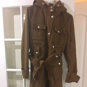 Laundry by Shelli Segal long winter coat